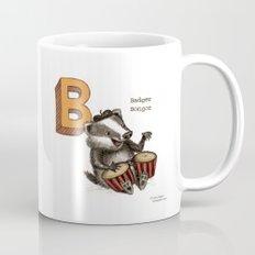 Animals & Instruments ABCs – B Coffee Mug
