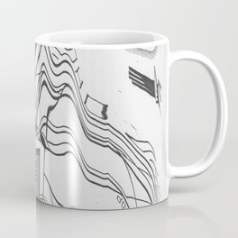 Russian Constructivism Scan Coffee Mug