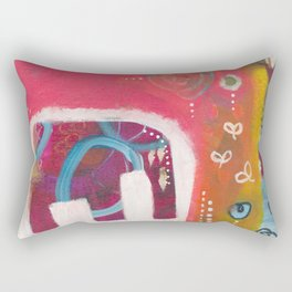 India Rectangular Pillow