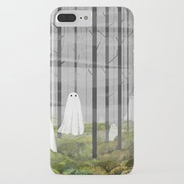 The Woods are full of Ghosts iPhone Case