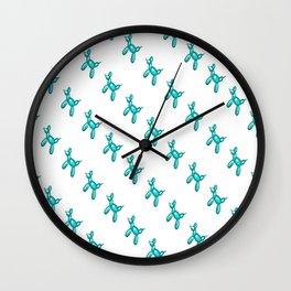Balloon Animal Fun Wall Clock