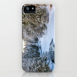 Parrott's Bay iPhone Case