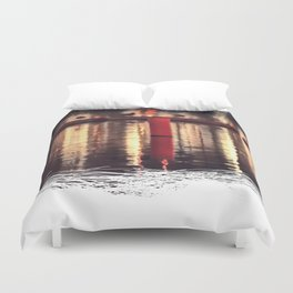 not of the same feather Duvet Cover