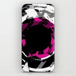 'UNTITLED #07' iPhone Skin