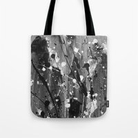 levi Tote Bags featuring Levi by Liquid Universe Designs