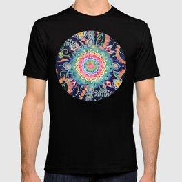 Color Celebration Mandala T-shirt