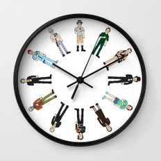 Murrays Wall Clock