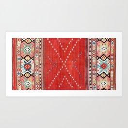 Fethiye Southwest Anatolian Camel Cover Print Art Print