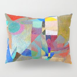 Harlequin Pillow Sham