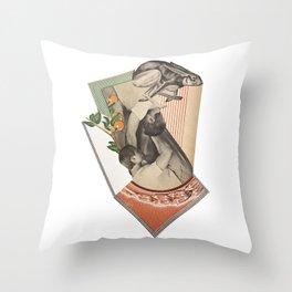 Rabble Rouser Throw Pillow