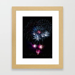 Happy New Years 2011 Framed Art Print