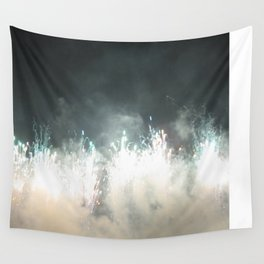 Fireworks no.1 Wall Tapestry