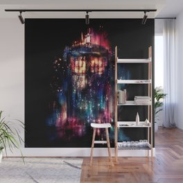 All of Time and Space Wall Mural