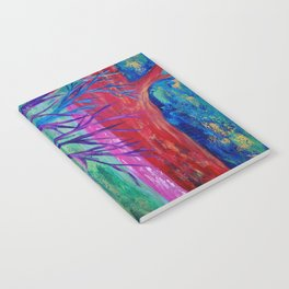 Rainbow Woods Notebook