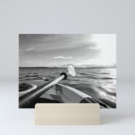 Paddle the Salish Sea Mini Art Print
