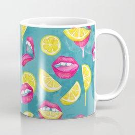Bitch, Don't Kill My Vibe In Aqua Coffee Mug