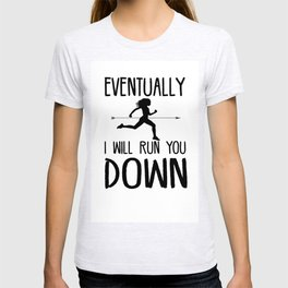 Cross Country Running T-shirt