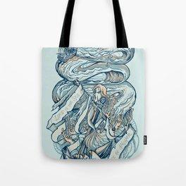 Life & Love at Sea Tote Bag