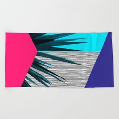 Eclectic Geometry 2 Beach Towel