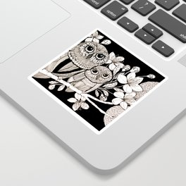 Elegant tree Sticker