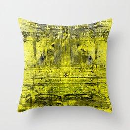 Hyperviolence Throw Pillow