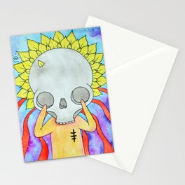 38 petals Stationery Cards