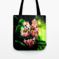 cacti Tote Bags featuring Cacti by Chris' Landscape Images & Designs