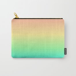 Pastel Rainbow 2 Carry-All Pouch