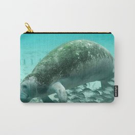 Large  Manatee Carry-All Pouch