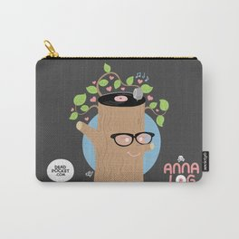 Anna Log Carry-All Pouch