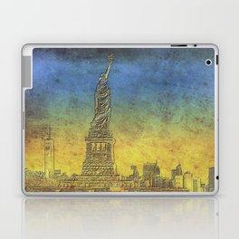 Lady Liberty #4 Laptop & iPad Skin