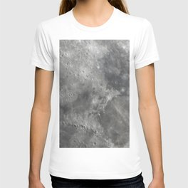 Moon closeup T-shirt