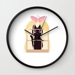 Jiji Studio Ghibli Kiki's Delivery Service Wall Clock