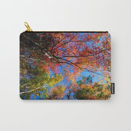 Colorful, Autumn In New Hampshire Carry-All Pouch