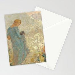 Odilon Redon - Pandora Stationery Cards