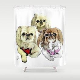 Gooberella  Shower Curtain