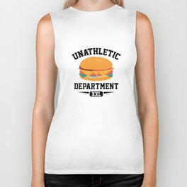 Unathletic Department Biker Tank