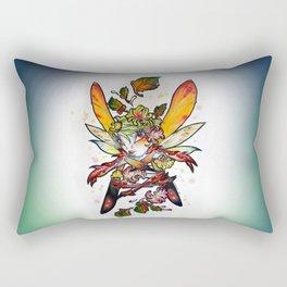Chrysantheme Fairy Rectangular Pillow