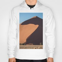 dune Hoodies featuring Sand Dune by Katie Jo Sheppard