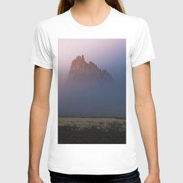 Hidden in the mist T-shirt