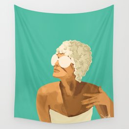 Beach Me Wall Tapestry