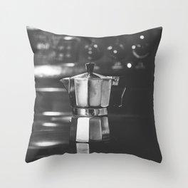 Cafecito Cubano - Cuban Coffee Throw Pillow