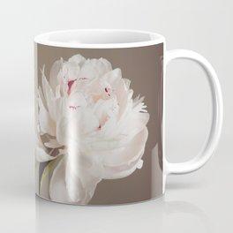 Twin peonies (natural) Coffee Mug
