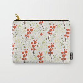 Fresh Fruits Pattern Carry-All Pouch