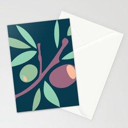 Tapas - Olives Stationery Cards