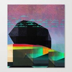 Atmospheric Disturbance Canvas Print