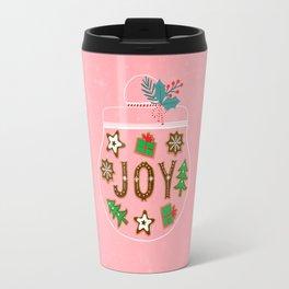 Christmas cookies jar Travel Mug