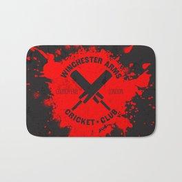 Winchester Arms Cricket Club Bath Mat
