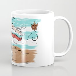 The Windy Day Coffee Mug