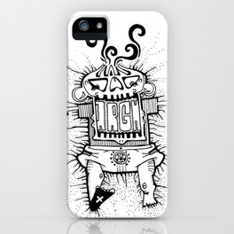 let the baby be iPhone Case